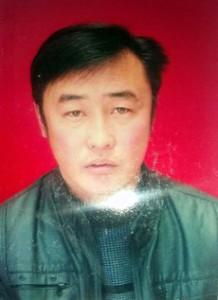 被捕的阿日昆都楞牧民斯琴毕力格。(牧民提供/记者乔龙)