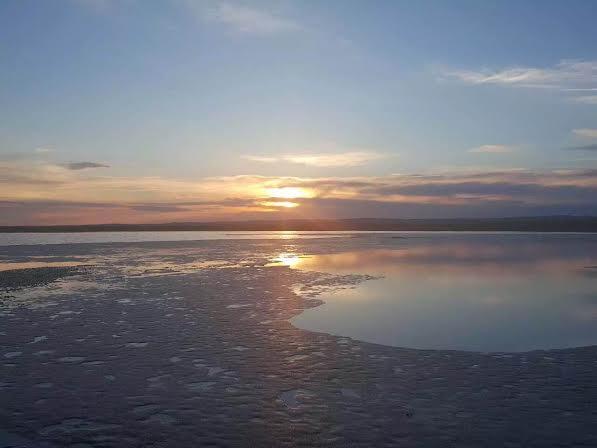 莫日格勒河被污染10